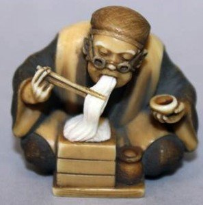 Netsuke - Ivory - Oriental Objects - Carter's Price Guide to ...