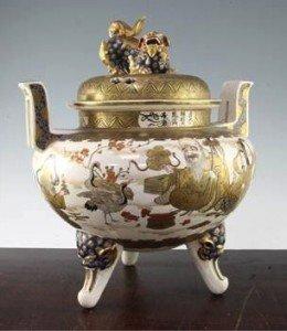 Satsuma pottery