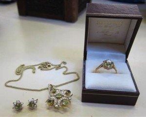 perido jewellery