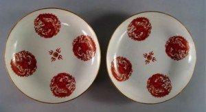 medallion dishes