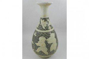Cizhou ware baluster vase