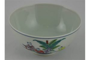 tea bowl,