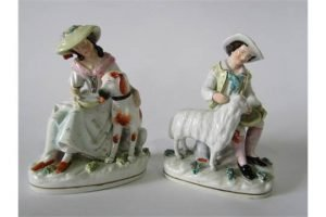 Staffordshire figure groups