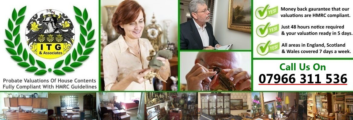 ITG Antiques Values Appraisals & Valuations