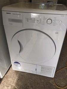 condenser tumble dryer.