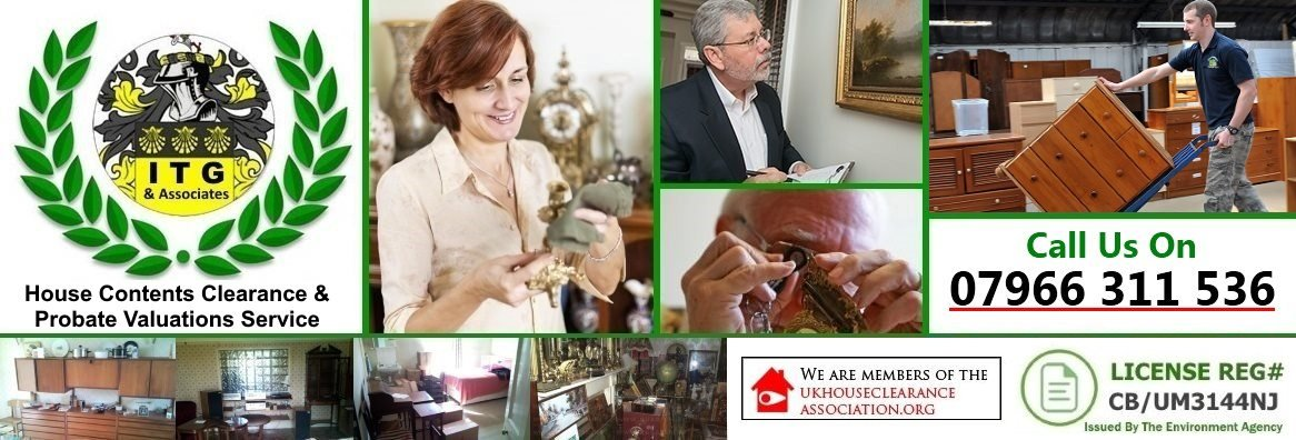 House Clearance & Probate Valuations