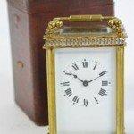 Carraige clock