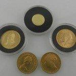 Gold Soverign
