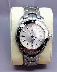 link bracelet watch