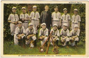 Antique Sports Postcards