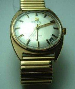 Gentleman's Zenith bracelet