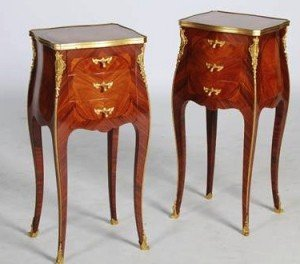 mounted bedside tables,