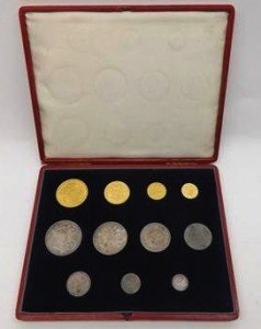 Jubilee Coin Set