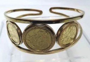 Torc design Bangle