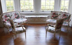 five piece salon suite