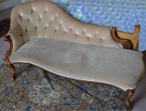 rosewood chaise lounge