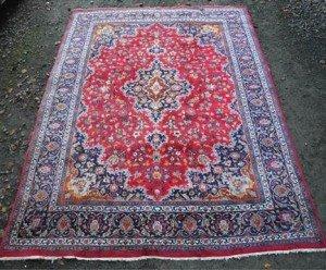 20th century Persian carpet