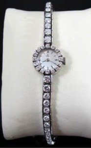 Gold 36GM Watch