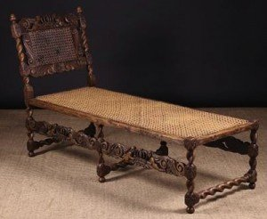 Caned Daybed