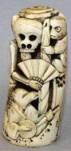 ivory sword handle