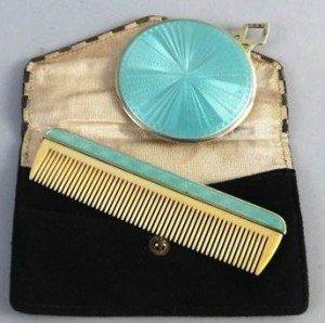 travelling vanity mirror