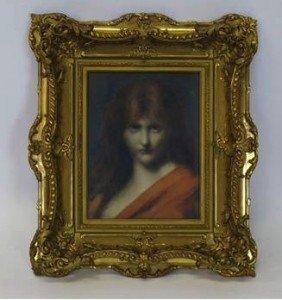 Pierced Glazed Frame