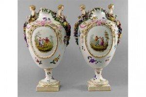 Samson vases