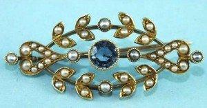 dwardian brooch