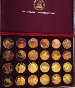 Medallion set