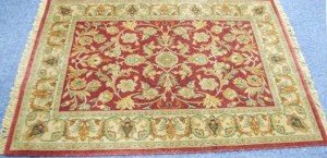Egyptian wool rug