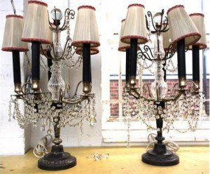 table lamp candelabra