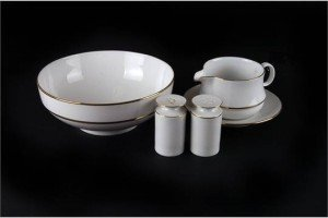German porcelain service