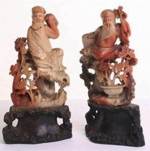 Soapstone Figures