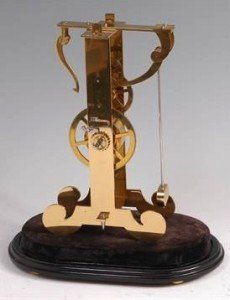 model escapement
