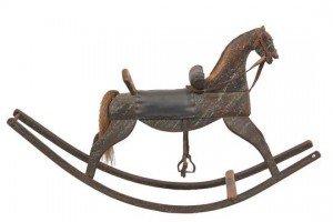 children's rocking horse