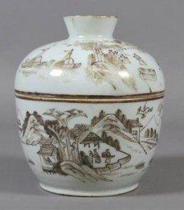 Chinese rice bowl