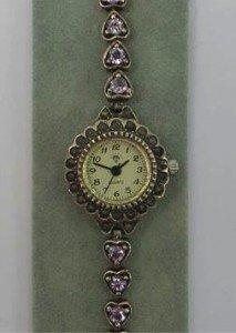 quartz dress watch