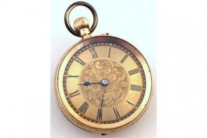 Continental pocket watch