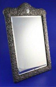 mounted easel mirror