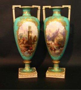 Oviform Vases