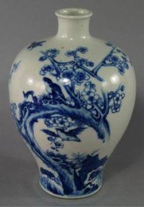 porcelain meiping
