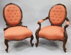 gentleman's armchairs