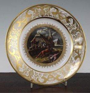Derby plate