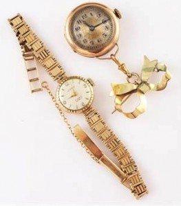 Strad wrist watch