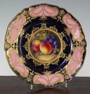 cabinet plate