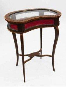 bijouterie table,