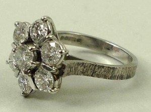 flowerhead ring