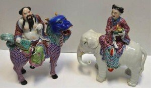Chinese figurines