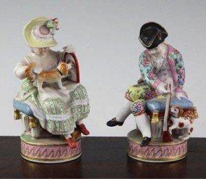 porcelain groups