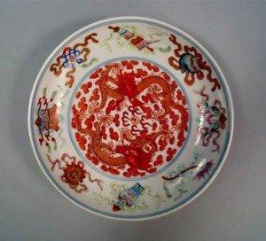 porcelain saucer dish